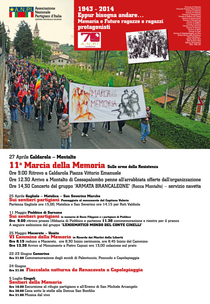 Manifesto iniziative