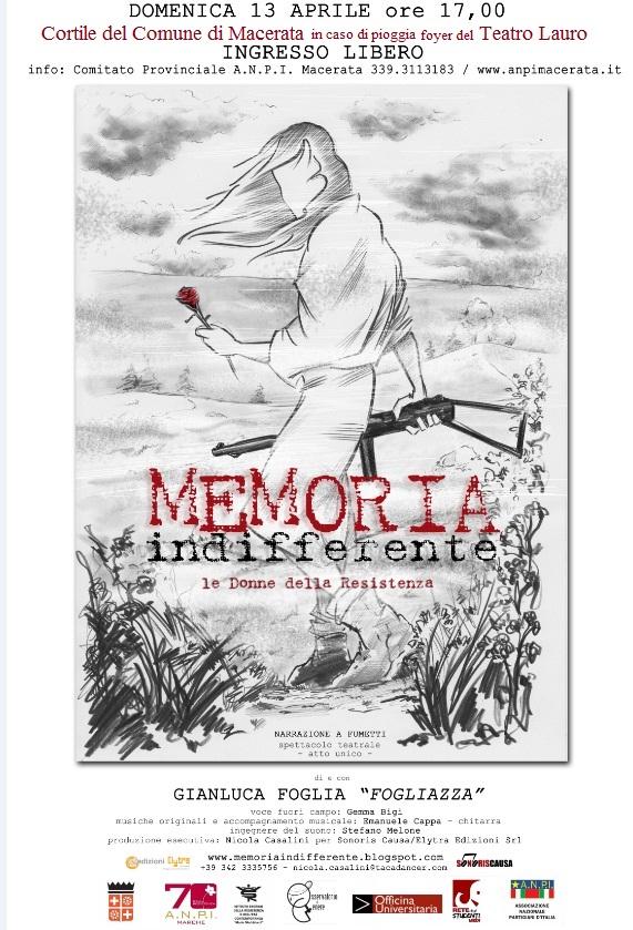 memoria indifferente