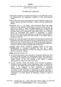 DOCUMENTO POLITICO CN