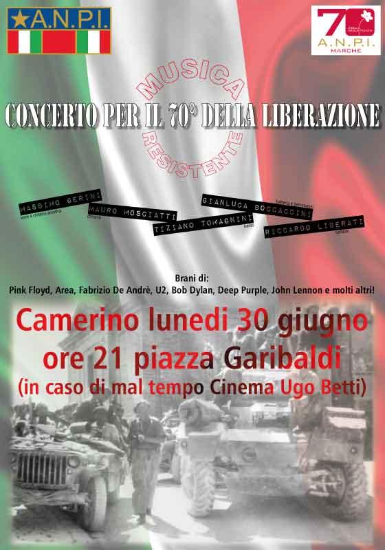 Concerto Camerino 30giugno