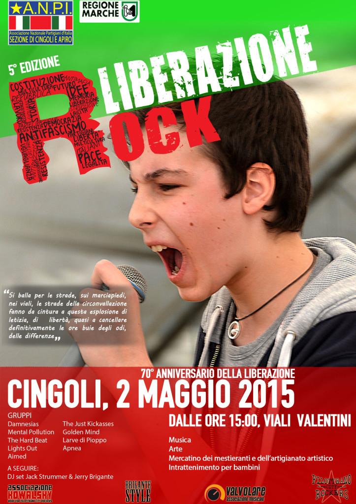 LiberazioneRock2015