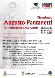 Locandina Pantanetti 13.11.15