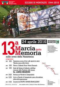 Manifesto 13a marcia