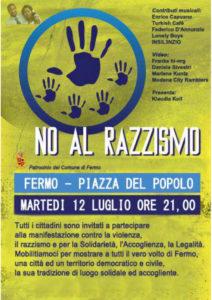 Manifesto iniziativa 12 luglio